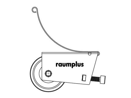 Фурнитура Raumplus